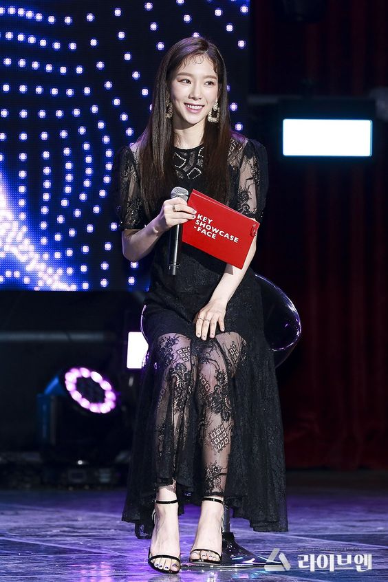 taeyeon gown 28