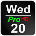 Date In Status Bar HD Pro icon