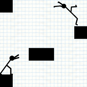 Stickman Parkour for PC and MAC