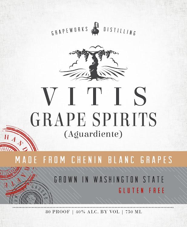 Logo for Vitis Chenin Blanc Aguardiente
