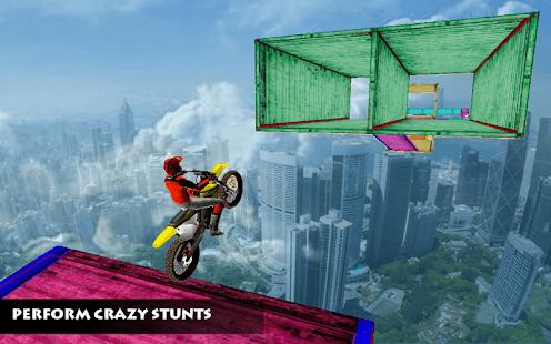 Stuntman Bike Race - náhled