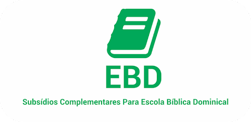 Escola Bíblica Dominical Ebd Apps On Google Play