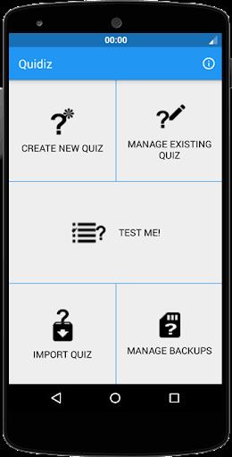 Quidiz - The Quiz Maker