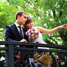 Wedding photographer Irina Vorfolomeeva (IrinkaCanon). Photo of 15.09.2015