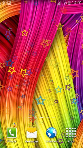無料个人化Appの星はの ライブ壁紙 記事Game