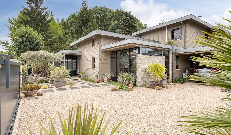 Villa avec piscine et jardin Seignosse