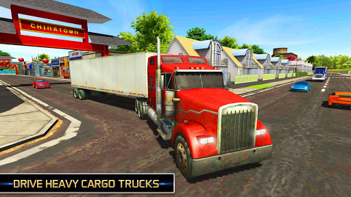 Euro Truck Driving Simulator 2018  screenshots 4
