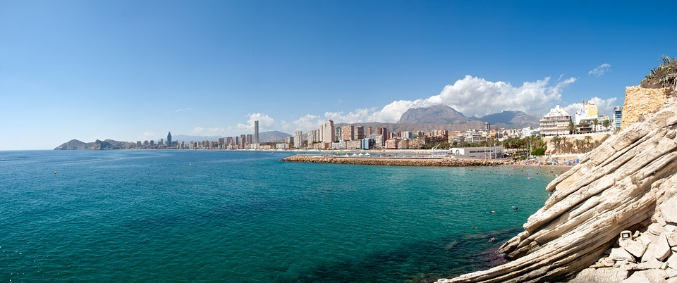 Norwegianin lentodiilit Espanjaan (Alicante)