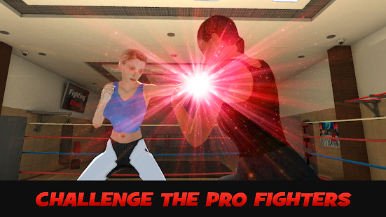 MMA Sports Fighting 3D- screenshot thumbnail