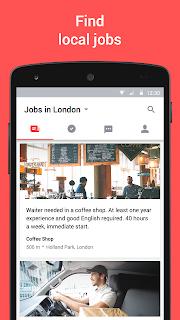 JOB TODAY – jobs in 24hrs screenshot 01