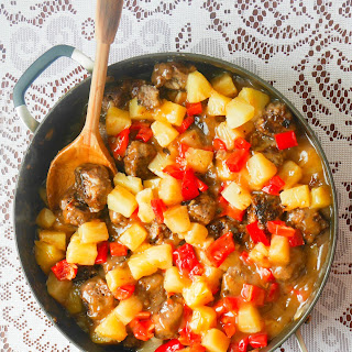 Boiled Meatballs Recipes