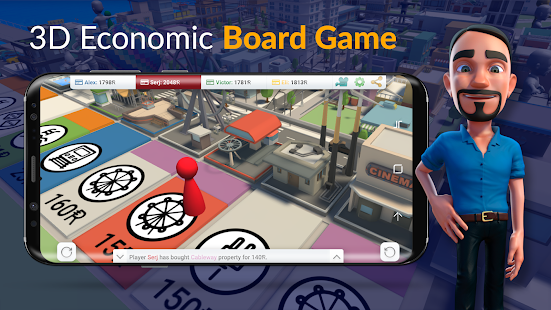 Game Rentomania - 3d online board game APK for Windows Phone