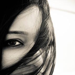 by Akash Chhabra - People Portraits of Women