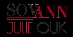 Logo Sovann Julie OUK
