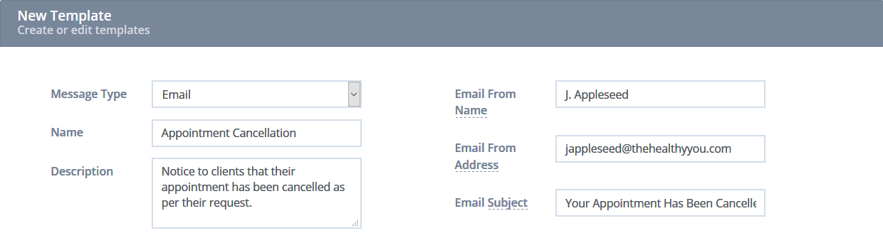 Configuring Appointment Reminders - Power Diary Knowledge Base