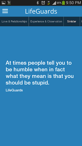 LifeGuards: Ultimate Quote App