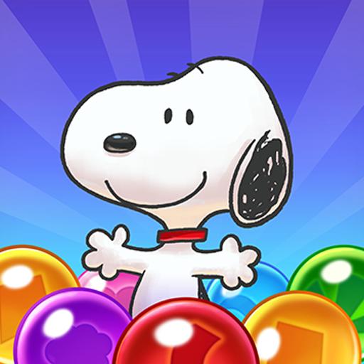 Snoopy Pop - Free Match, Blast & Pop Bubble Game Icon