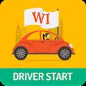 Permit Test Wisconsin WI DMV icon