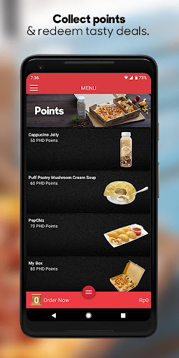 Pizza Hut Delivery Indonesia 2.0.3 screenshots 3