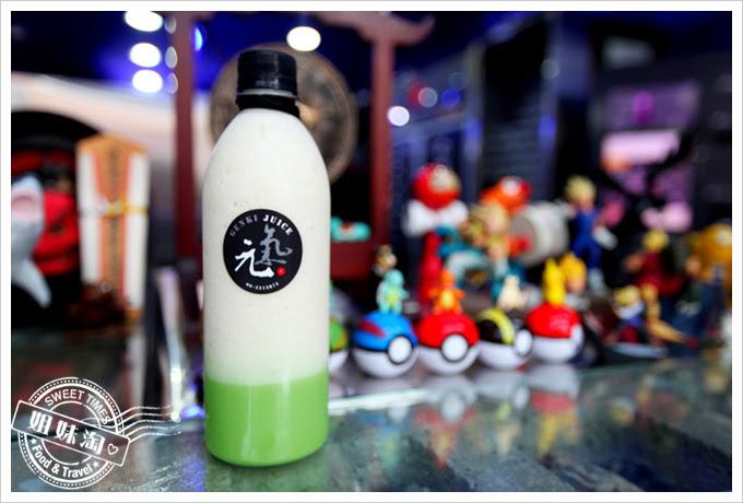 元氣果汁-綠浩克