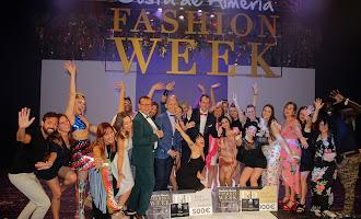 Público y pasarelas Costa de Almería Fashion Week