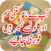 Sim Information System By CNIC Number