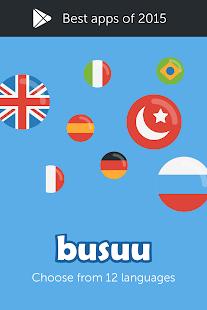 busuu: Fast Language Learning Screenshot 9