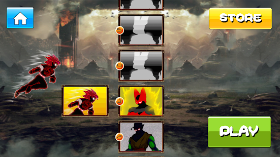Saiyan Battle of Goku Devil- screenshot thumbnail