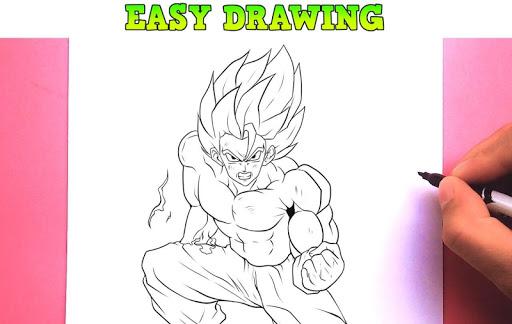 How To Draw Cartoon Anime 3.0 screenshots 3