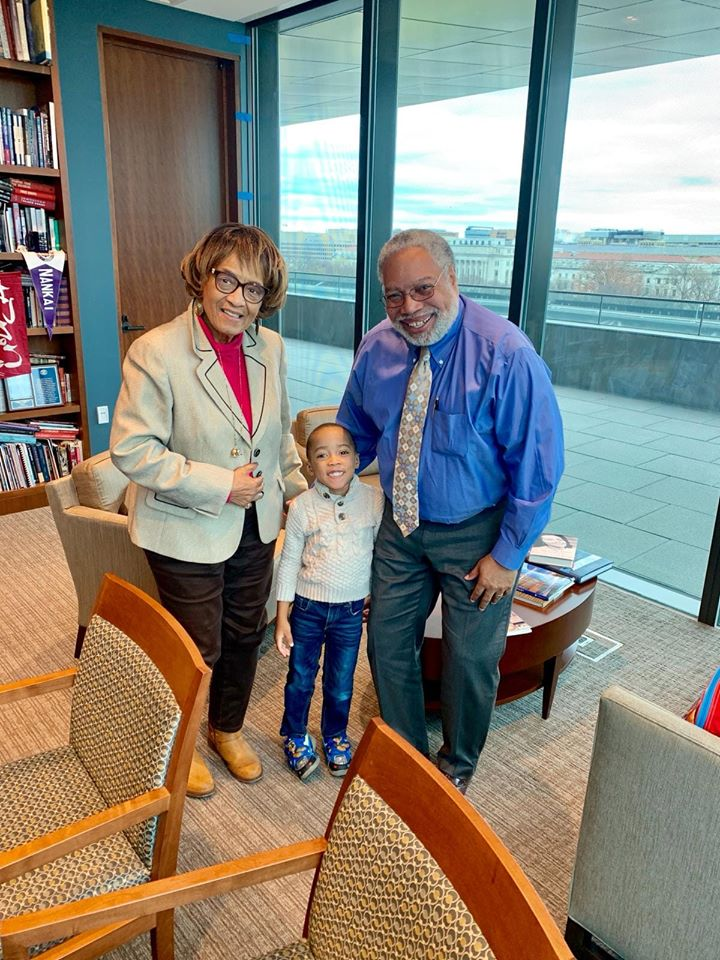 Founding Director Dr. Lonnie Bunch
