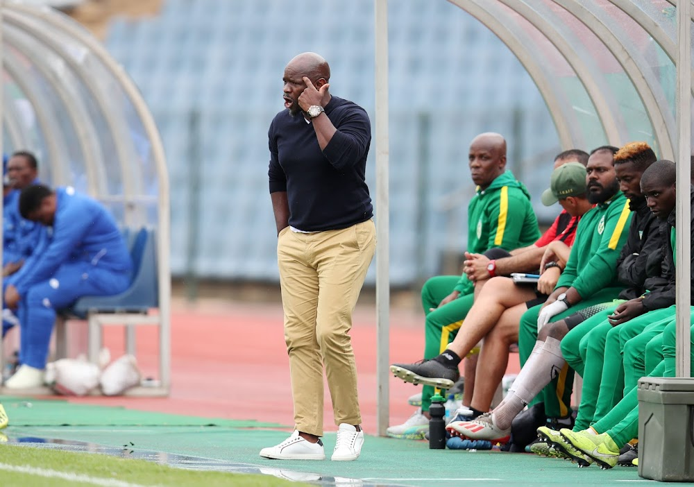 Steve Komphela on the title race: 'It's going to be hot in the kitchen' - SowetanLIVE