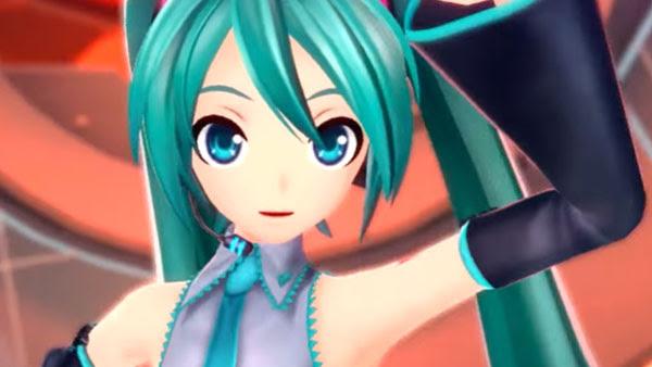 Tercer tráiler de canciones de Hatsune Miku: Project Diva X
