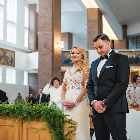 Wedding photographer Marta Kucharska (kucharska). Photo of 29.09.2017