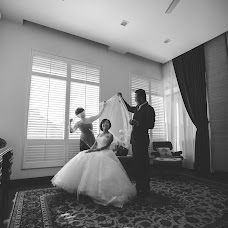 Wedding photographer Cliff Choong (cliffchoong). Photo of 09.03.2016