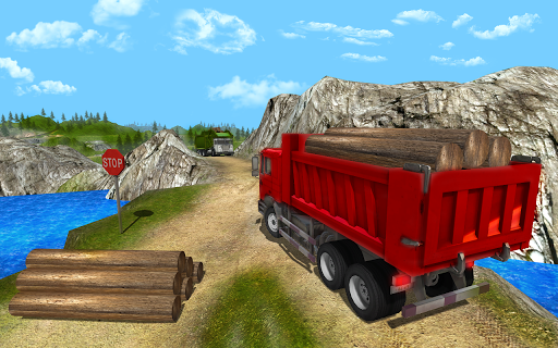 Truck Cargo Driver 3D screenshot 3