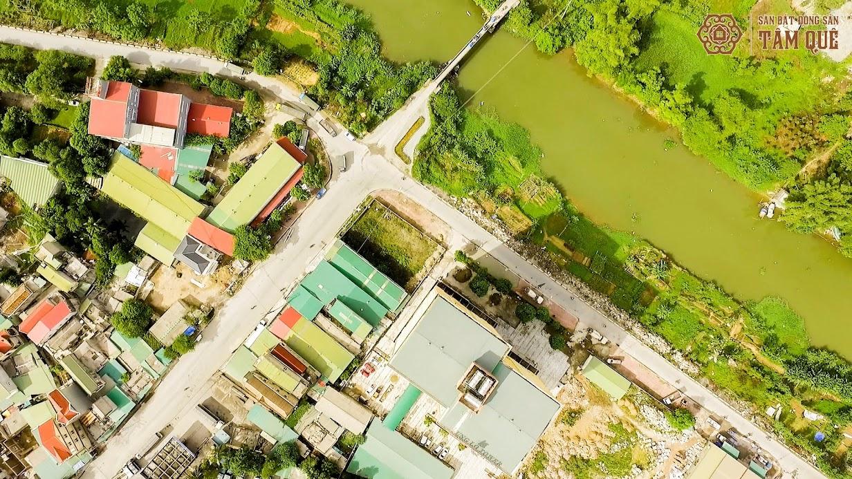 Một góc Khu đô thị Long Châu
