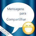 Mensagens para compartilhar icon