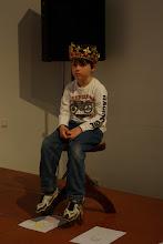 Photo: auch ein König muss warten...