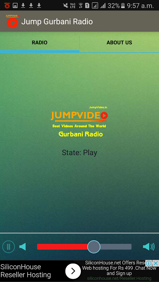 Jump Gurbani Radio- screenshot