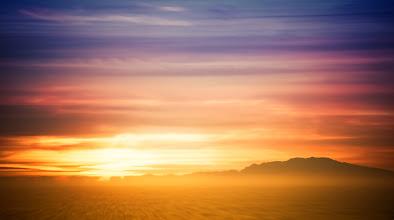 Photo: Alaska Sunset - from Trey Ratcliff at http://www.StuckInCustoms.com