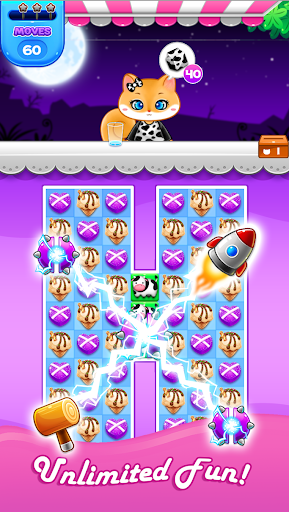 Candy Sweet Fruits Blast  - Match 3 Game 2020 1.1.4 screenshots 4