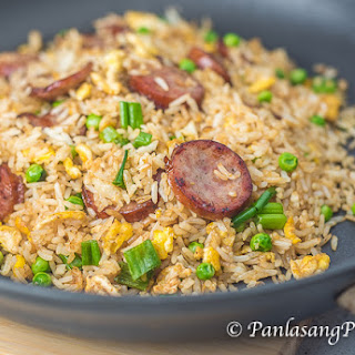Kielbasa Fried Rice