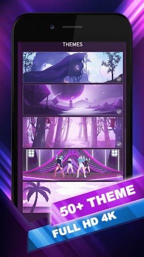 EXO Hop: Obsession KPOP Music Rush Dancing Tiles! 5.0.0.6 screenshots 6