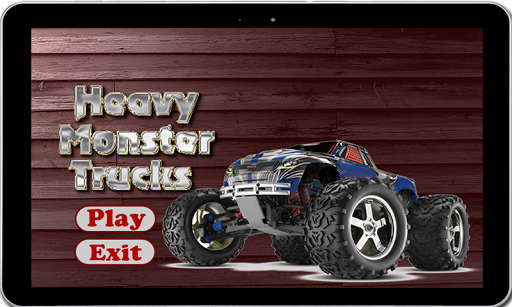Heavy Monster Trucks