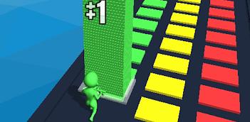 Jugar a Stack Colors! gratis en la PC, así es como funciona!