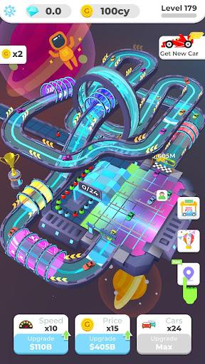 Idle Racing Tycoon-Car Games android2mod screenshots 2