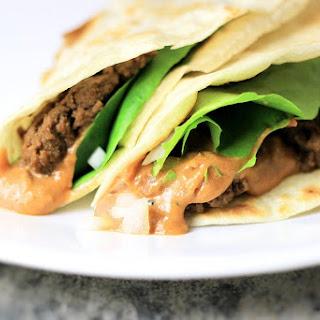 Korean Mexican Taco Fusion