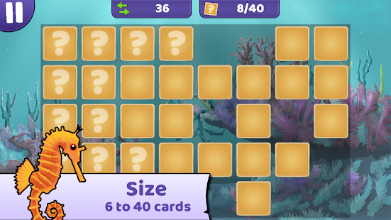 Memmy - A memory game Screenshot
