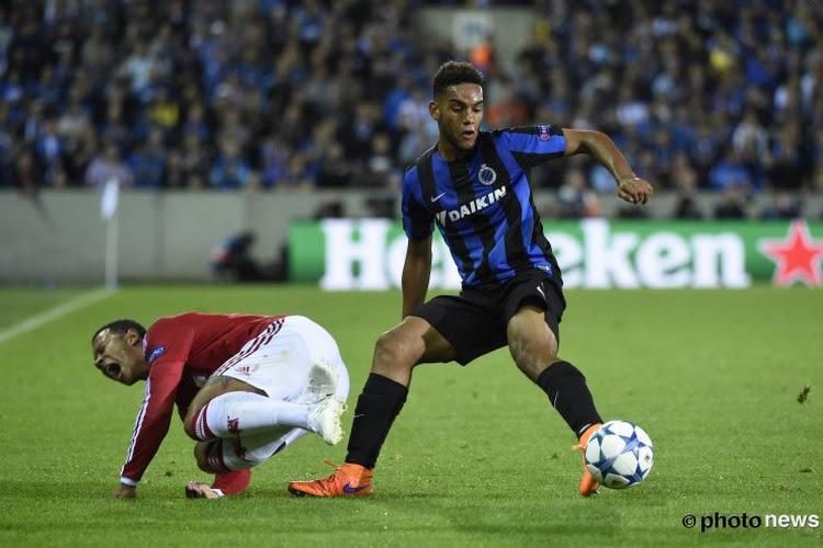 Daarom trekt Castelletto (Club Brugge) niet naar KV Kortrijk