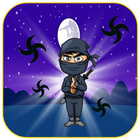 android Ninja Shinobi Jump Screenshot 1